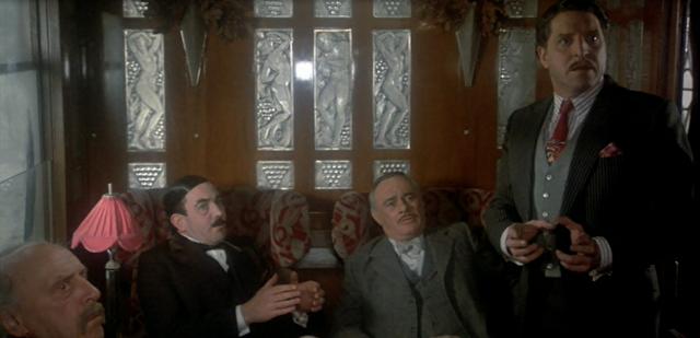 Poirot, Rene Lalique, Pullman