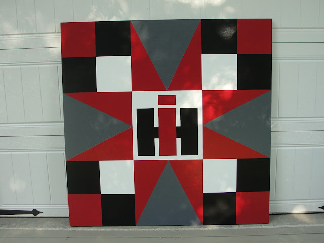 Bentley Barn Quilts Ih 54 40 Or Fight
