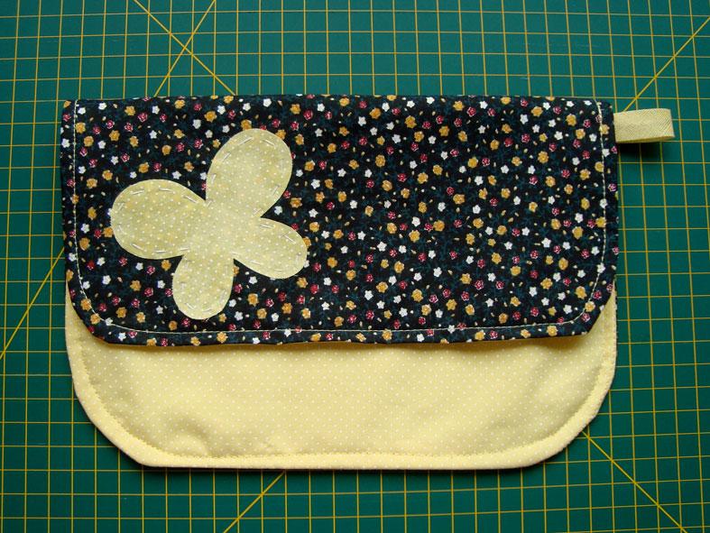 Bolsa De Mão Tipo Carteira : Atelier la farfalle bolsa de m?o quot carteira