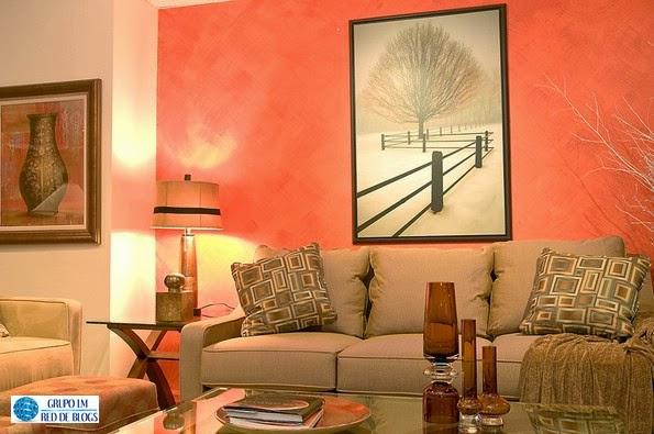 Cambiar el color de las paredes de tu casa
