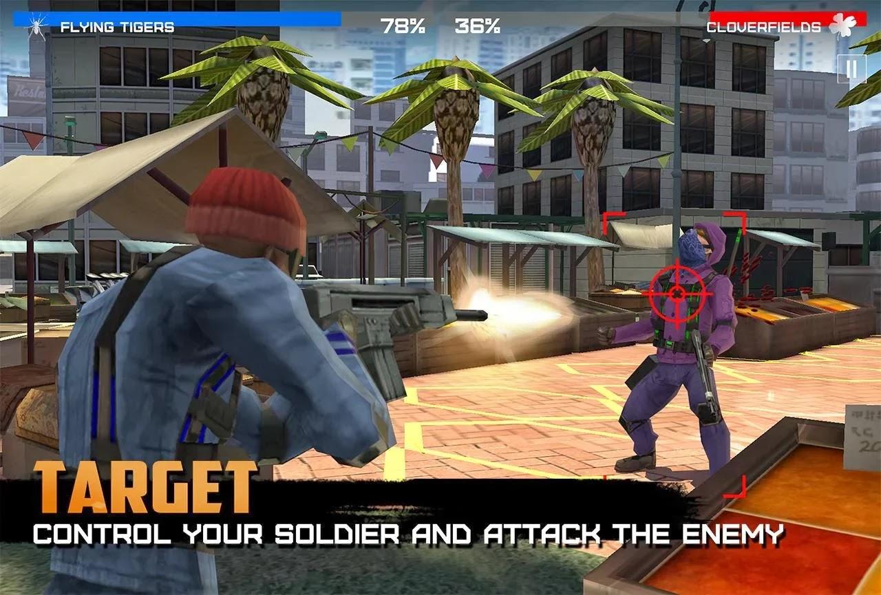 Screenshot Rivals at War: Firefight
