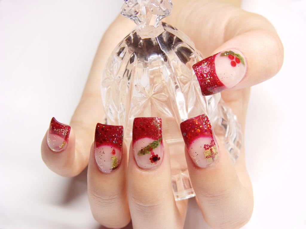 Christmas Nail Art Designs -20