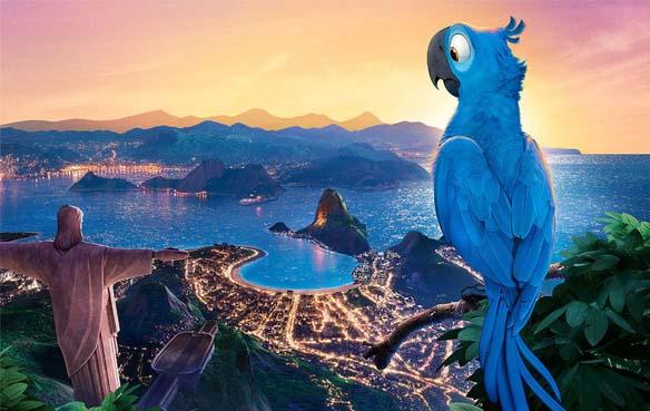 Crítica de RIO, la historia de Blu (2011)