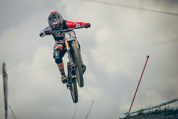 2014 Leogang UCI World Cup Downhill: Finals Highlights