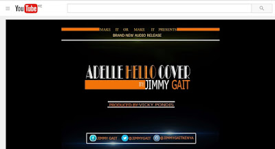 "Check Out The Rib-Cracking Comments Left On Jimmy Gait ""Hello"" Cover On Youtube!"