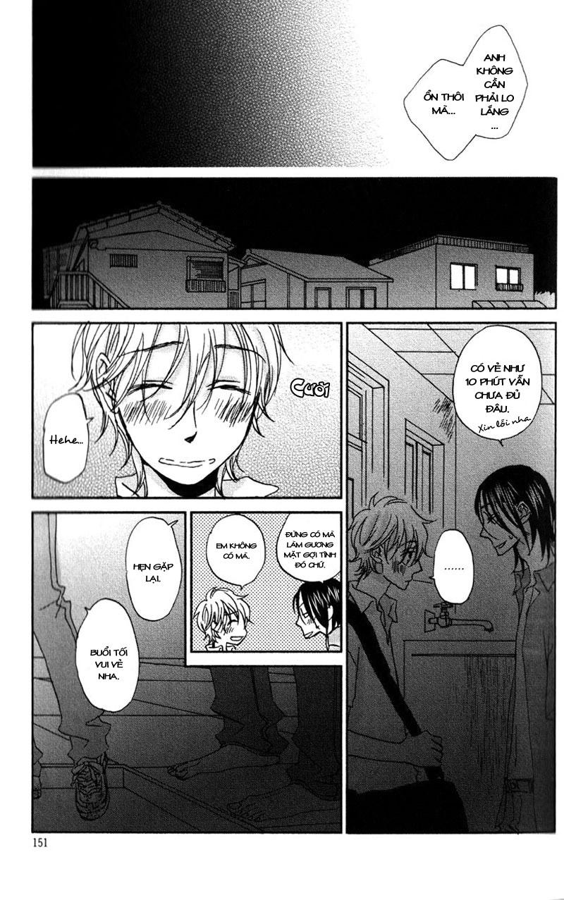 Koi No Mannaka chap 7 - Trang 23