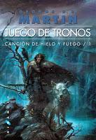 Juegos de Tronos, portada
