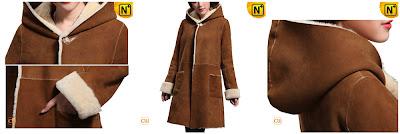 Real Lamb Fur Coat for Women