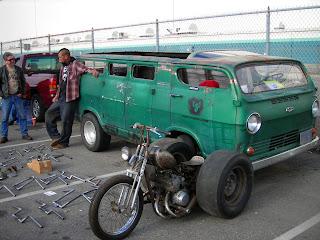 Custom Trike Slim 3 cylinders