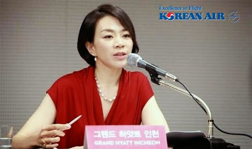 Nữ phó chủ tịch hãng hàng không Korean Air bị điều tra hình sự