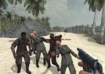 In full zombie mode
