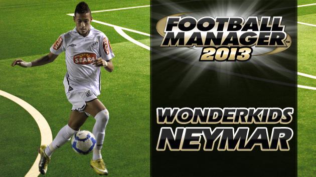 Football Manager 2013 Wonderkid: Neymar