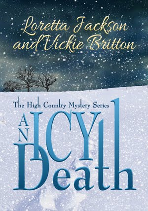 Join AMAZON GIVEAWAY to WIN AN ICY DEATH-A JEFF MCQUEDE MYSTERY
