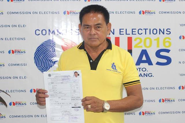 Yurango, Pio Bogo Elections