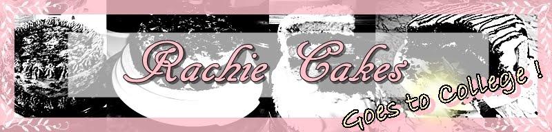 Rachie Cakes