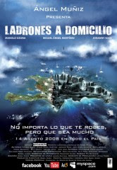 Ladrones A Domicilio | 3gp/Mp4/DVDRip Latino HD Mega