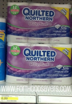 Target: Quilted Northern Ultra Plush only .22 per Single Roll (3 Ply)! : quilted northern target - Adamdwight.com