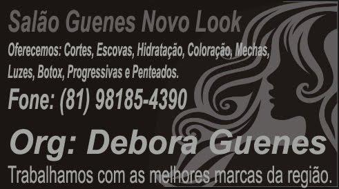 Salão Guenes Novo Look