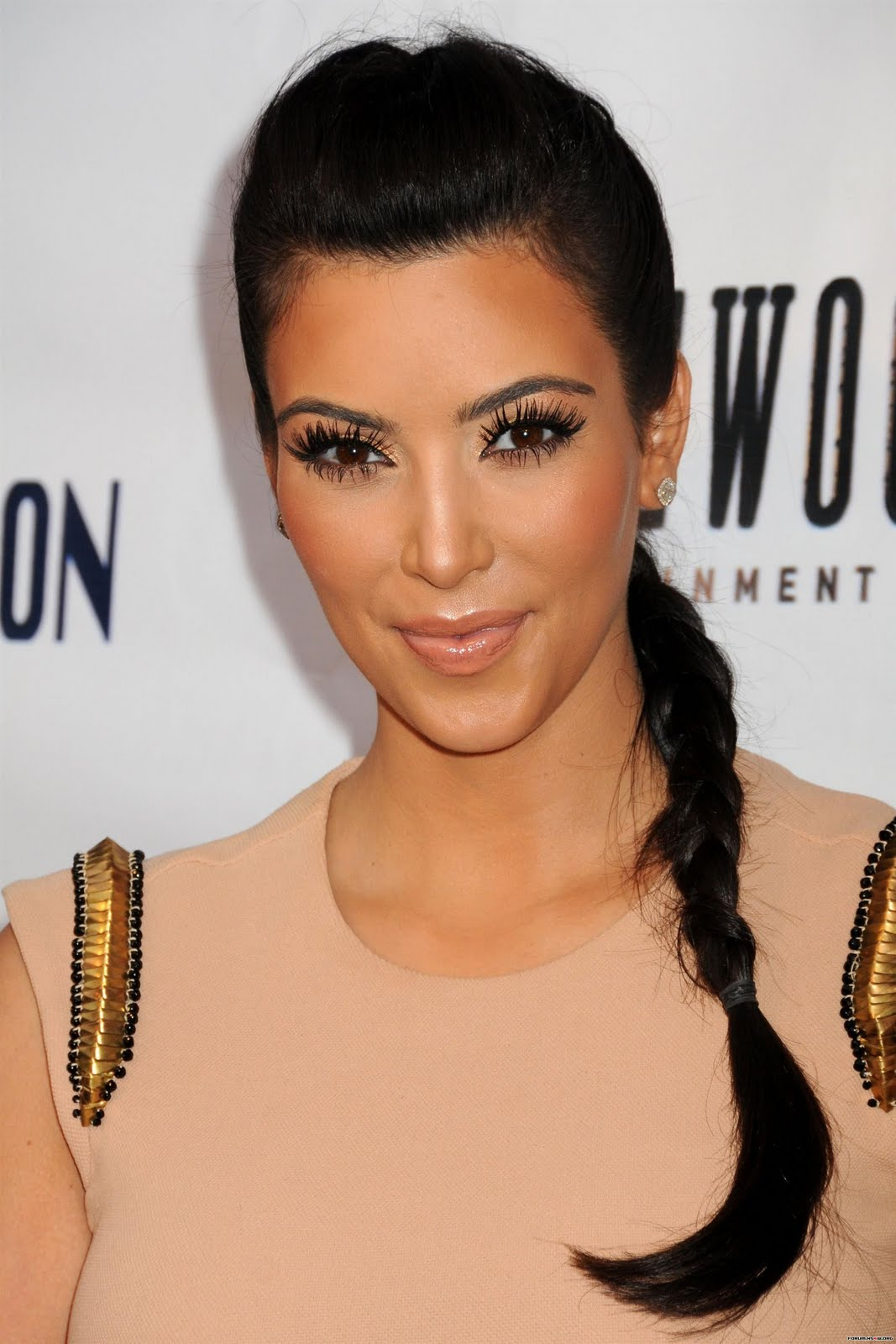 Kim Kardashian Beautiful