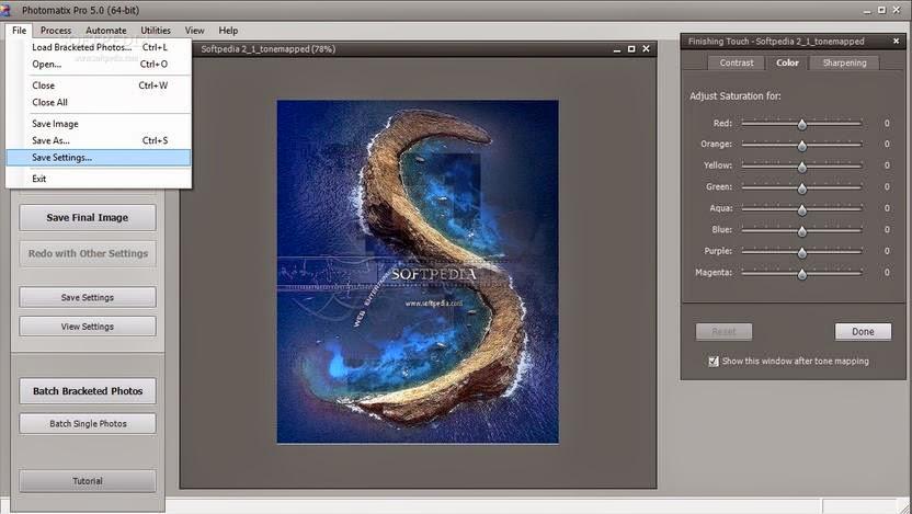 Download Photomatix Pro 5