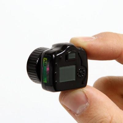 أصغر كاميرا رقمية في العالم-منتهى