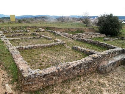 La Vil·la romana de l'Espelt