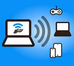 Berbagi Koneksi Internet Dengan Connectify