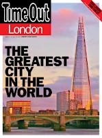 イギリスの雑誌 タイム・アウト ロンドン