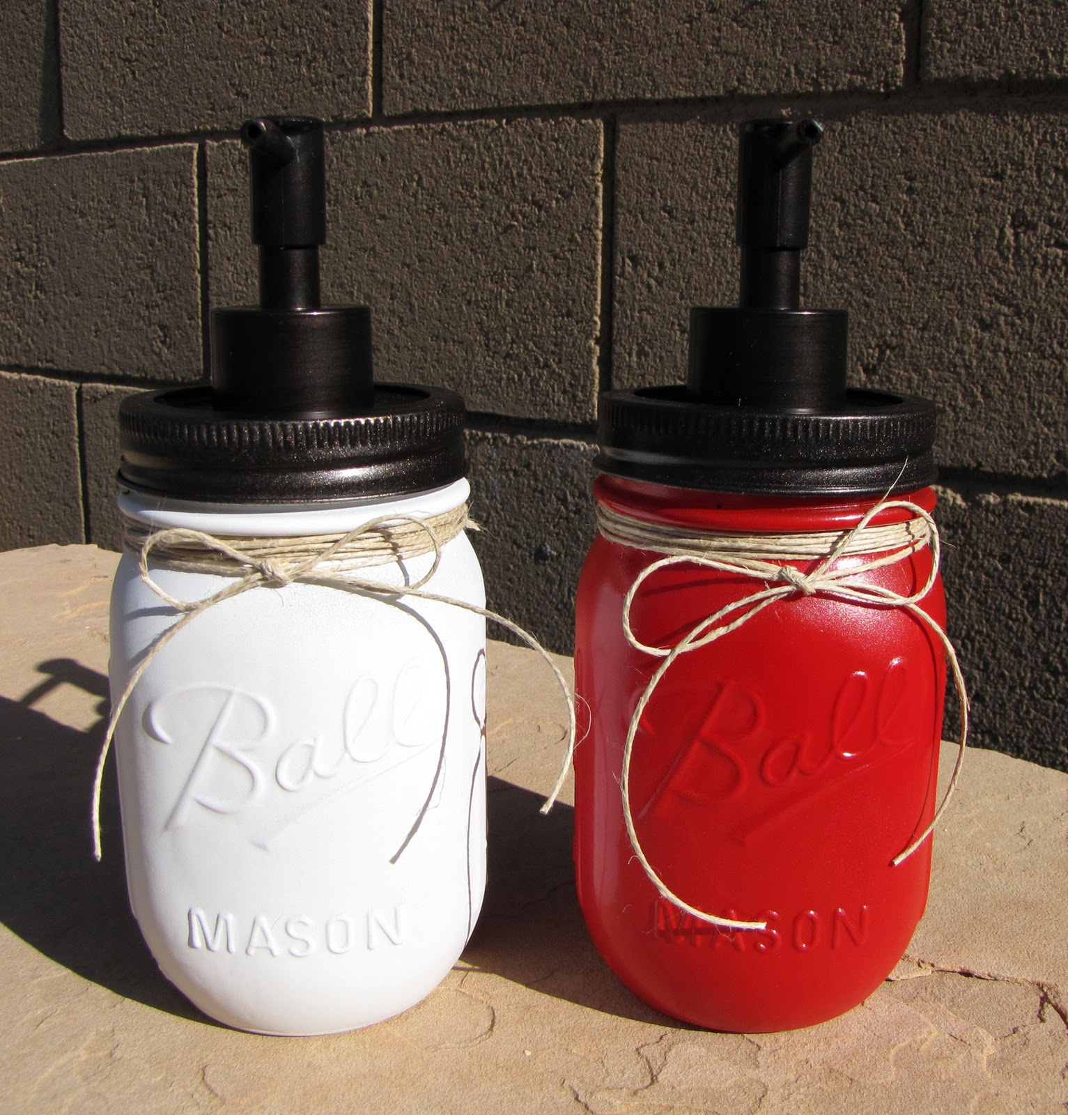 Out Of Chaos Blooms Creativity Diy Mason Jar Soap Dispensers