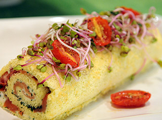 Cocina rapida y facil pionono salado - Cocina rapida y facil ...