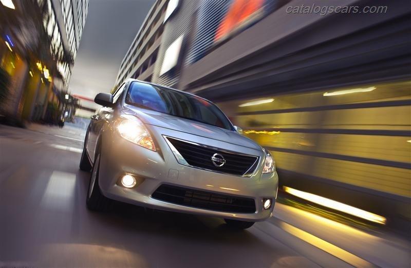 صور سيارة نيسان فيرسا 2012 - اجمل خلفيات صور عربية نيسان فيرسا 2012 - Nissan Versa Photos Nissan-Versa_2012_800x600_wallpaper_05.jpg