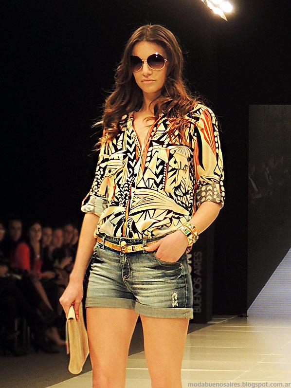 Markova camisas verano 2014. Moda verano 2014.