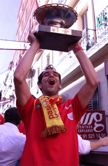 selección española de basket campeona de Europa 2011