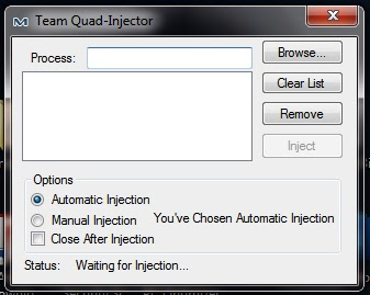 CrossFire Team Quad injector Hile botu indir – Download