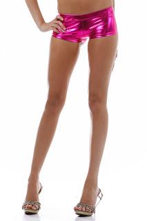 pink booty shorts viktor viktoria