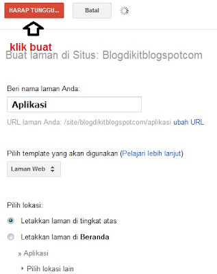 cara upload file di google sites