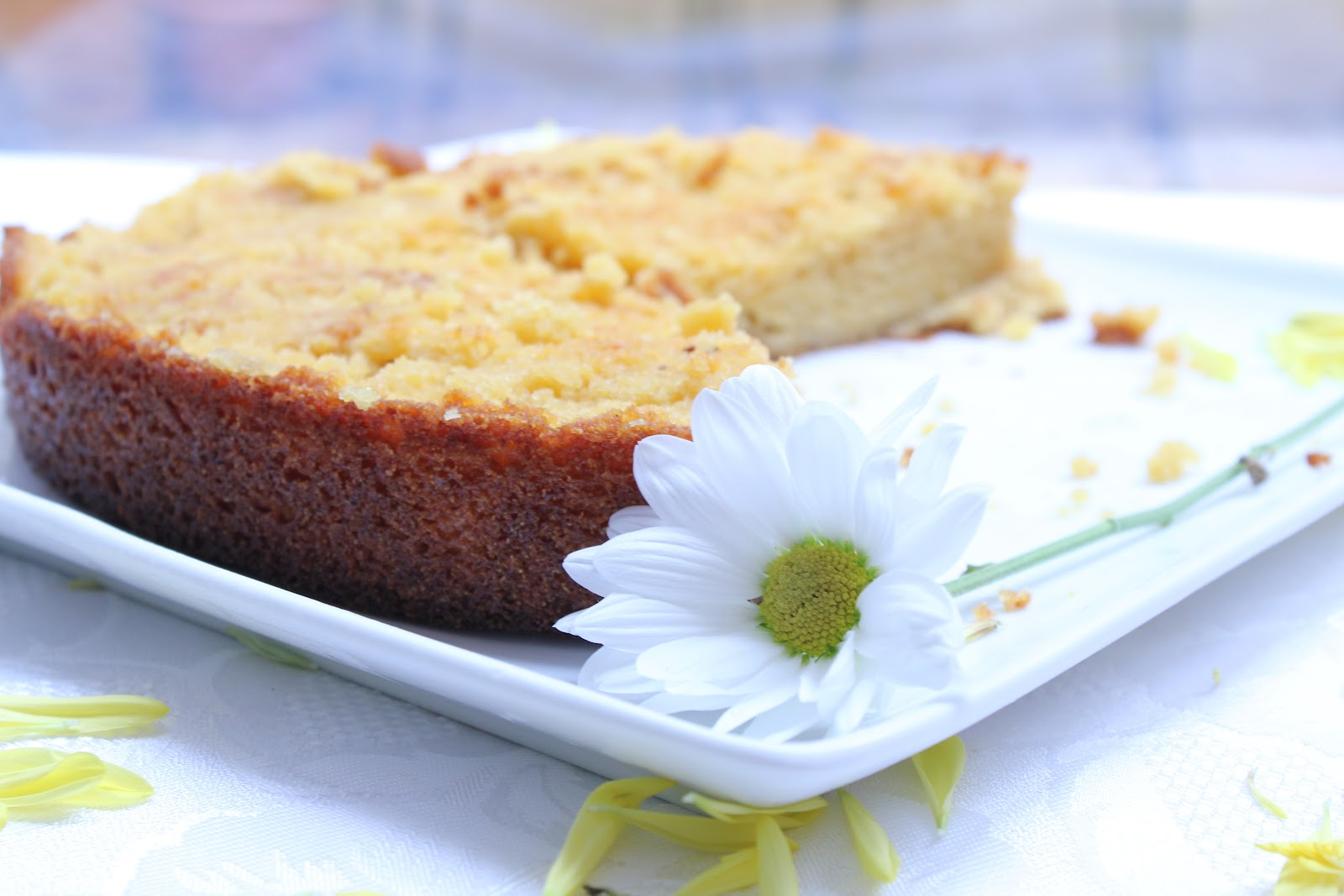 Gluten-Free Lemon, Almond And Polenta Cake Recipes — Dishmaps
