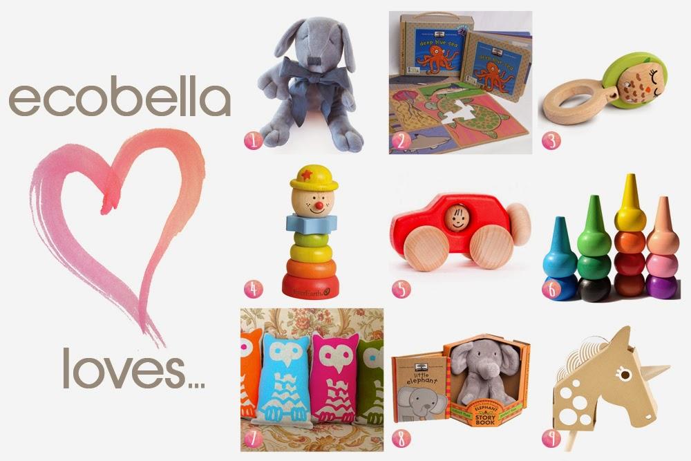 safe sustainable non-toxic kids wooden & plush toys