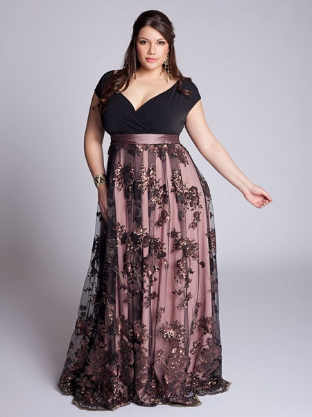 How To Choose The Best Plus Size Evening Dress According To Your