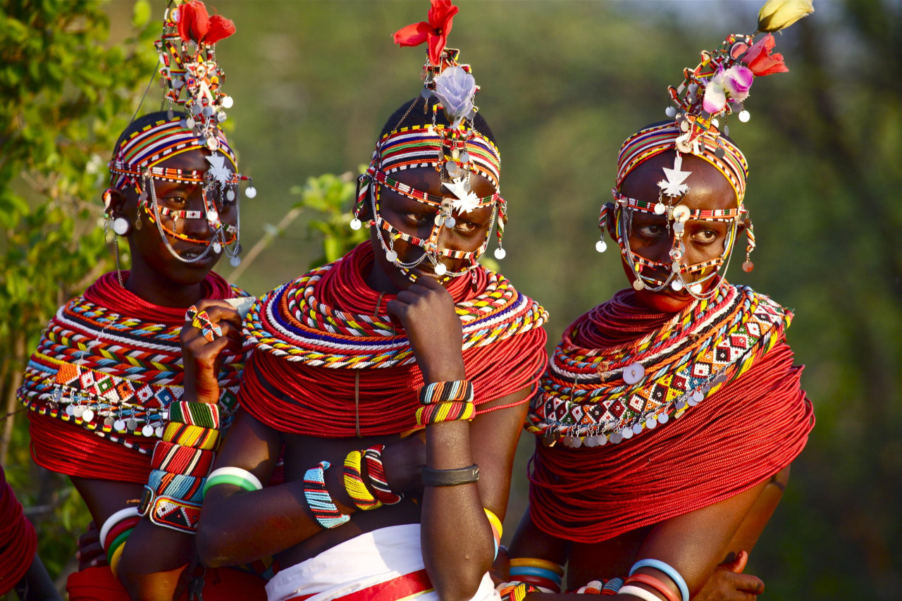 Understanding the Samburu Tribe of North Kenya - Be On The Road ...