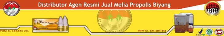 Melia Propolis Biyang Asli