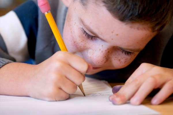 writing paper for students with dysgraphia