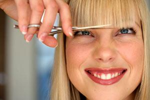 Как при помощи стрижки сделать лицо худее