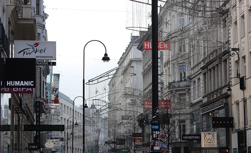 Vienna Christmas City Trip