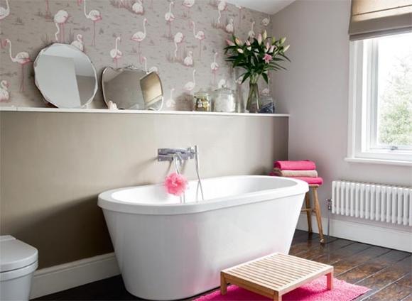Banheiro feminino  Morando Sozinha -> Limpeza Banheiro Feminino