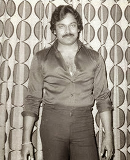 Chiranjeevi Telugu Film Actor
