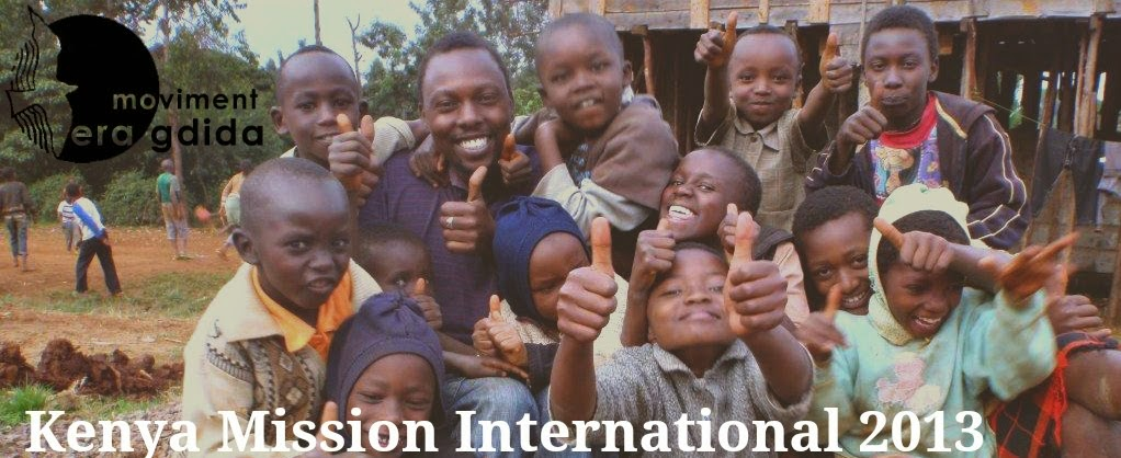 Kenya Mission International 2013 -  I am because we are