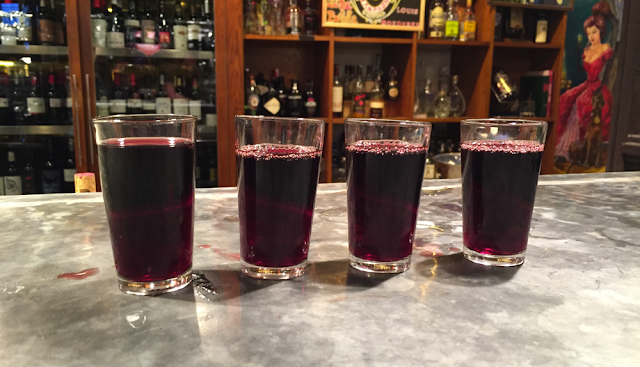 You have to try a kalimotxo in one of Bilbao's bars