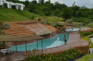 swimming pools in the farm
