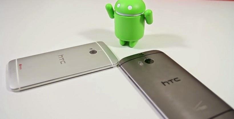 Come personalizzare schermata di blocco HTC One M9